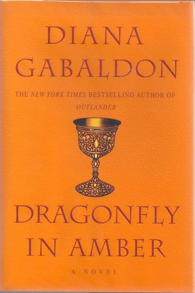 Image for Dragonfly in Amber (Outlander) SIGNED
