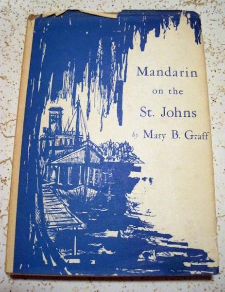 Image for Mandarin on St Johns Mary Graff Signed Florida