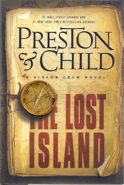 Image for The Lost Island: A Gideon Crew Novel (Gideon Crew series)