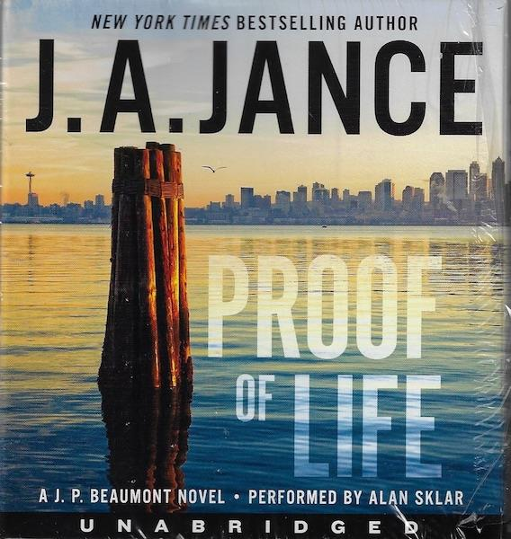 Image for Proof of Life CD: A J. P. Beaumont Novel