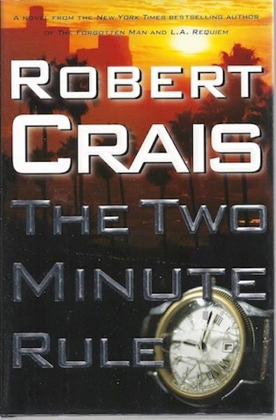 Image for The Two Minute Rule [Hardcover] by Crais, Robert