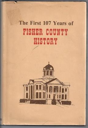 Image for History of Fisher County Texas