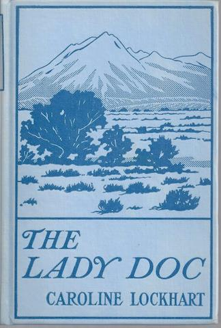 Image for The Lady Doc, Signed