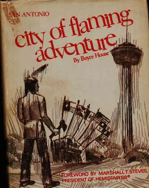Image for San Antonio City of Flaming Adventure Boyce House