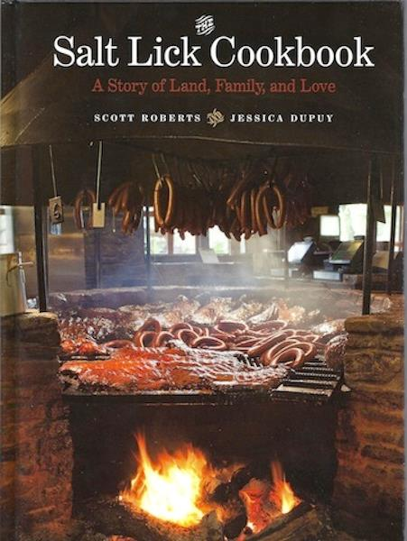 Image for The Salt Lick Cookbook: A Story of Land, Family, and Love