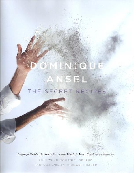 Image for Dominique Ansel: The Secret Recipes