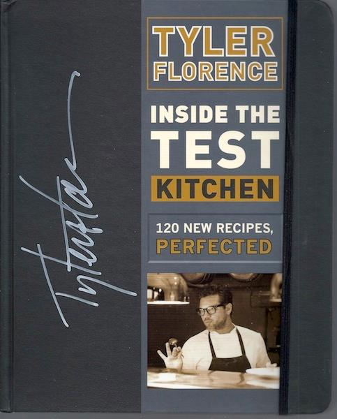 Image for Inside the Test Kitchen SIGNED 120 New Recipes, Perfected