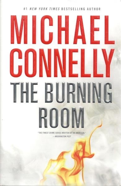 Image for The Burning Room (Signed edition) (A Harry Bosch Novel)