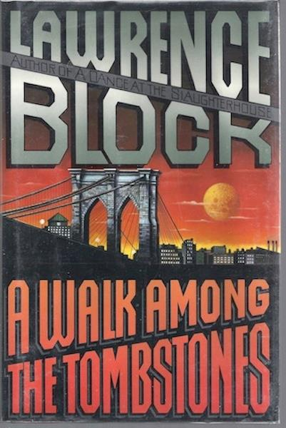 Image for A Walk Among the Tombstones by Block, Lawrence