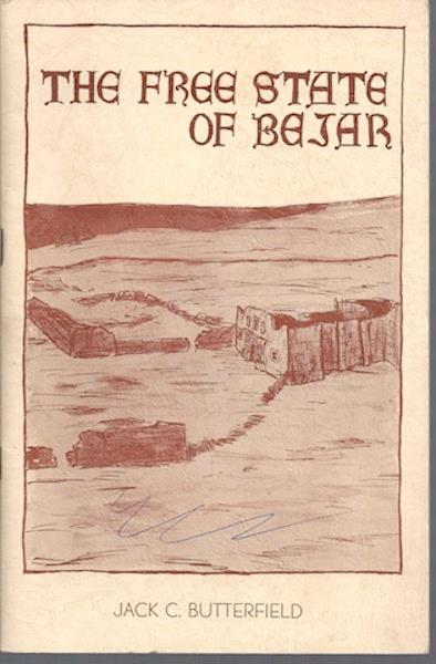 Image for The Free State of Bejar