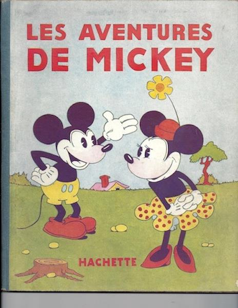 Image for Les Aventures De Mickey Mouse 1st HACHETTE DISNEY 1931
