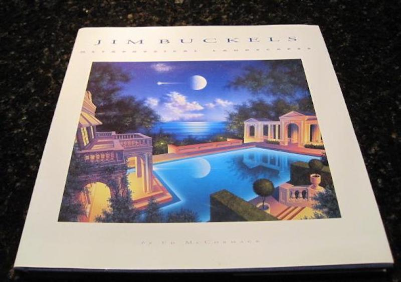 Image for Jim Buckels Metaphysical Landscapes McCormack Signed