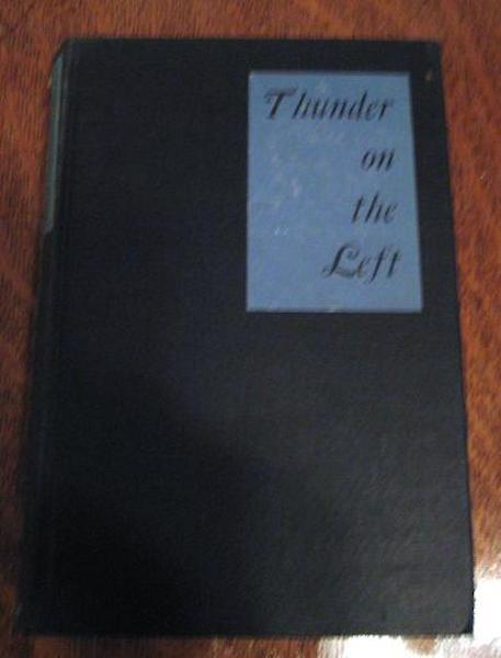 Image for Thunder on The Left [Hardcover] by Morley,Christopher