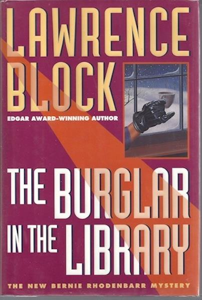 Image for The Burglar in the Library: A Bernie Rhodenbarr Mystery