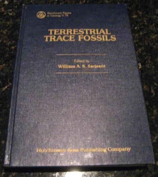 Image for Terrestrial Trace Fossils Sarjeant Geology Papers