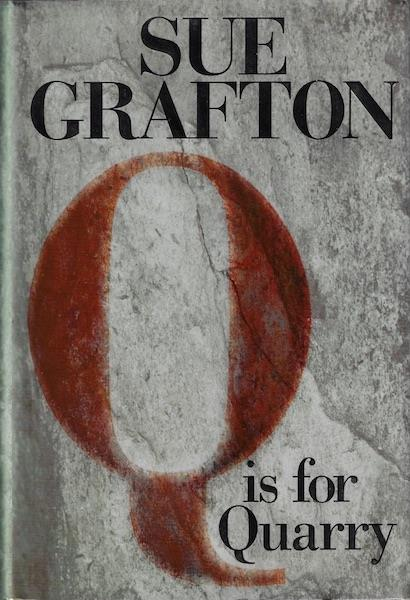 Image for Q is for Quarry (Kinsey Millhone Mystery) [Hardcover] by Grafton, Sue