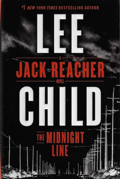 Image for The Midnight Line: A Jack Reacher Novel