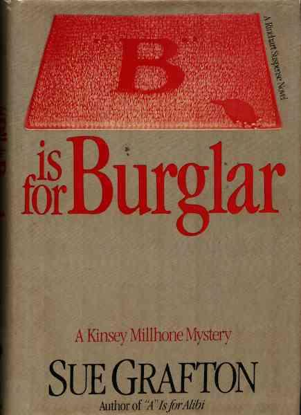 "Image for ""B"" is for burglar (A Kinsey Millhone mystery)"