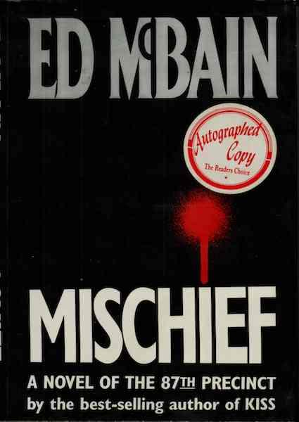 Image for Mischief: A Novel of the 87th Precinct by McBain, Ed