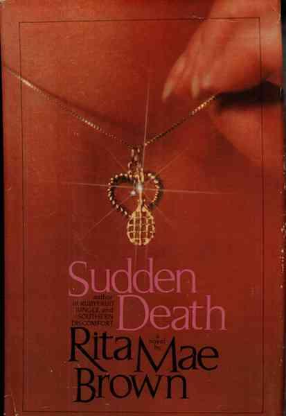 Image for Sudden Death [Hardcover] by Brown, Rita Mae