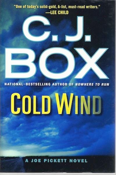 Image for Cold Wind (A Joe Pickett Novel)