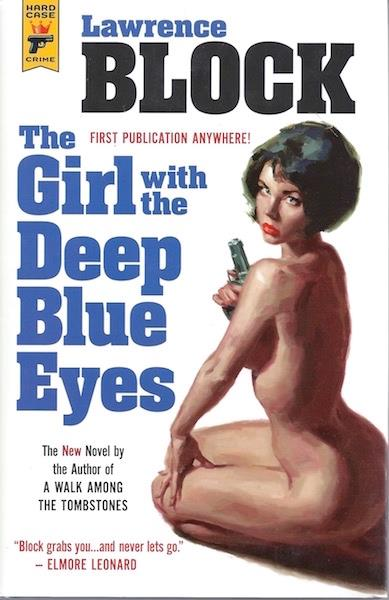 Image for The Girl With the Deep Blue Eyes