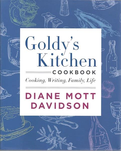 Image for Goldy's Kitchen Cookbook: Cooking, Writing, Family, Life