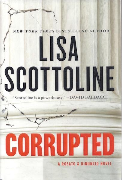 Image for Corrupted: A Rosato & DiNunzio Novel