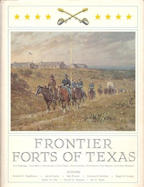 Image for Frontier Forts of Texas