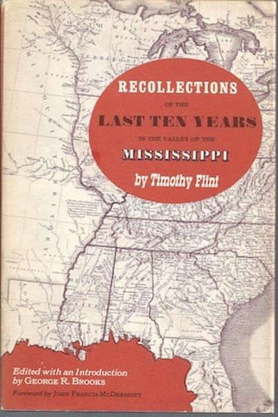 Image for Recollections of the Last Ten Years in the Valley of the Mississippi