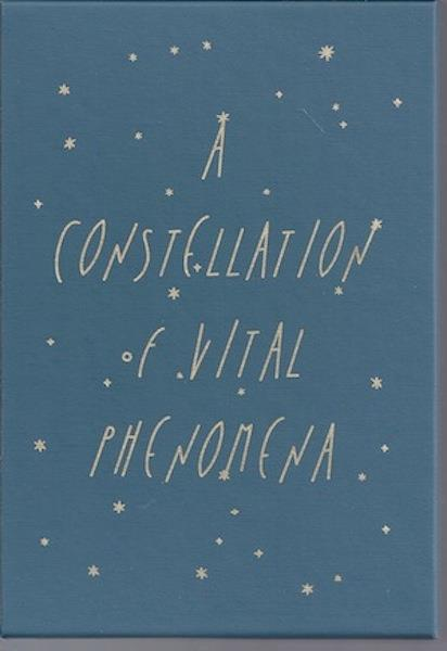 Image for A Constellation of Vital Phenomena: A Novel, Slipcase SIGNED
