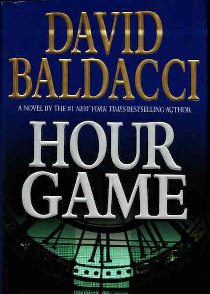 Image for Hour Game [Hardcover] by Baldacci, David