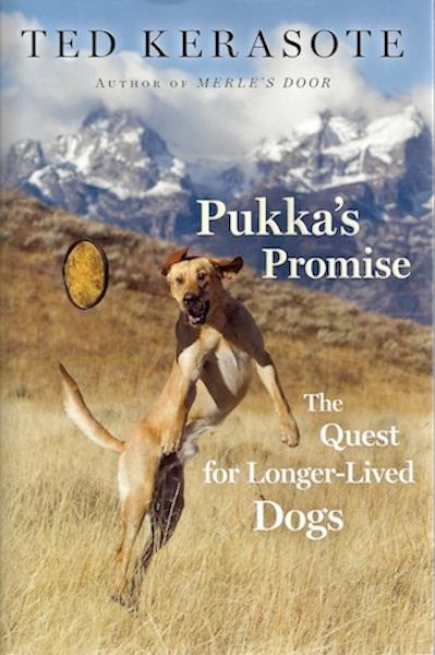Image for Pukka's Promise: The Quest for Longer-Lived Dogs, Signed