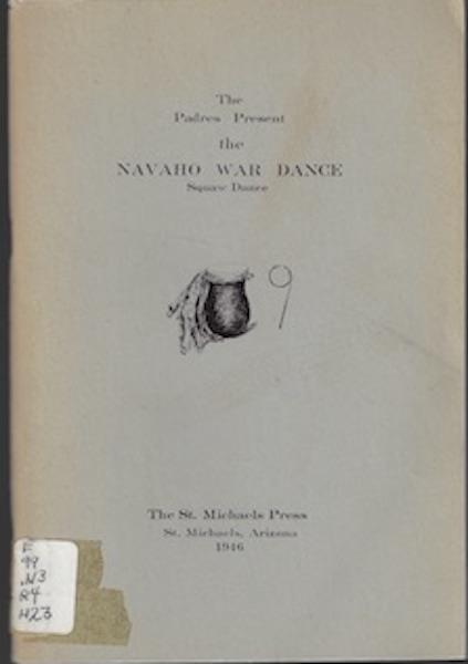 Image for Navaho War Dance: A Brief Narrative of Its Meaning and Practice