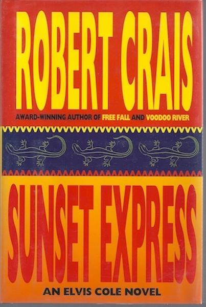 Image for Sunset Express: An Elvis Cole Novel by Crais, Robert
