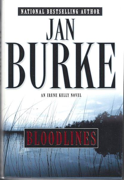 Image for Bloodlines 1ST Edition Signed Edition [Hardcover] by Burke, Jan