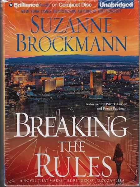 Image for Breaking the Rules (Troubleshooters Series) Audio Book