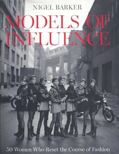 Image for Models of Influence: 50 Women Who Reset the Course of Fashion SIGNED