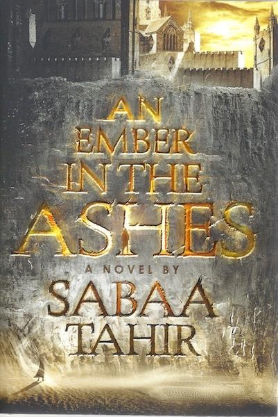 Image for An Ember in the Ashes, SIGNED