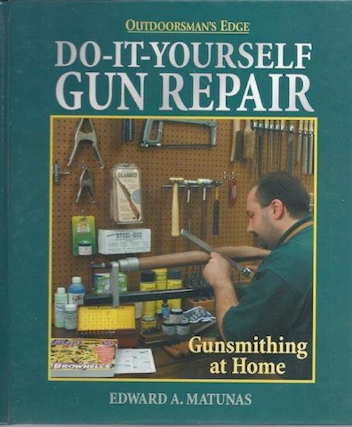 Image for Do-It-Yourself Gun Repair