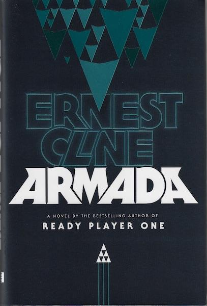 Image for Armada: A Novel SIGNED
