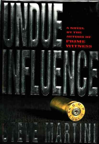 Image for Undue Influence SIGNED