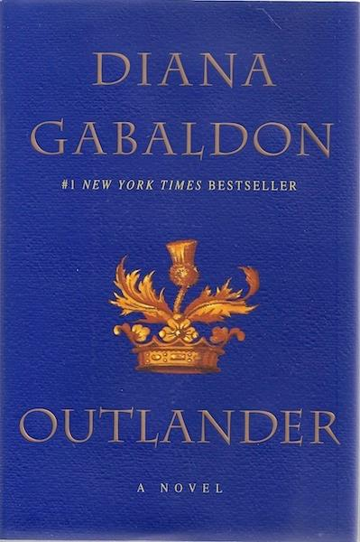 Image for Outlander SIGNED