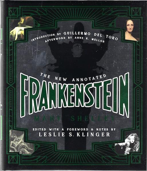 Image for The New Annotated Frankenstein SIGNED