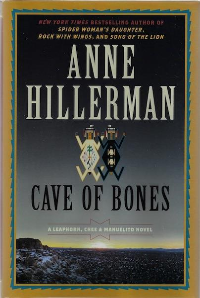 Image for Cave of Bones (A Leaphorn, Chee & Manuelito Novel) SIGNED