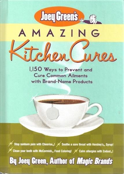 Image for Amazing Kitchen Cures