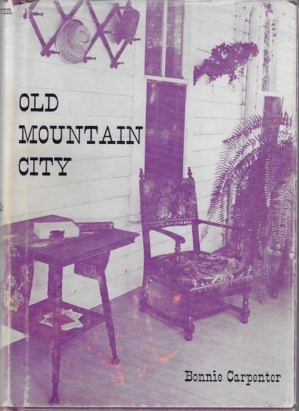 Image for Old Mountain City;: An early settlement in Hays County