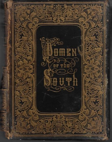 Image for Women Of The South Distinguished In Literature 1861