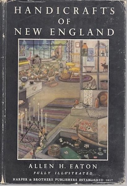 Image for Handicrafts of New England Signed First Ed Illustrate [Hardcover]