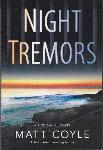 Image for Night Tremors (The Rick Cahill Series) SIGNED